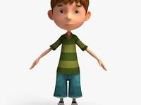 Создание 3d персонажа