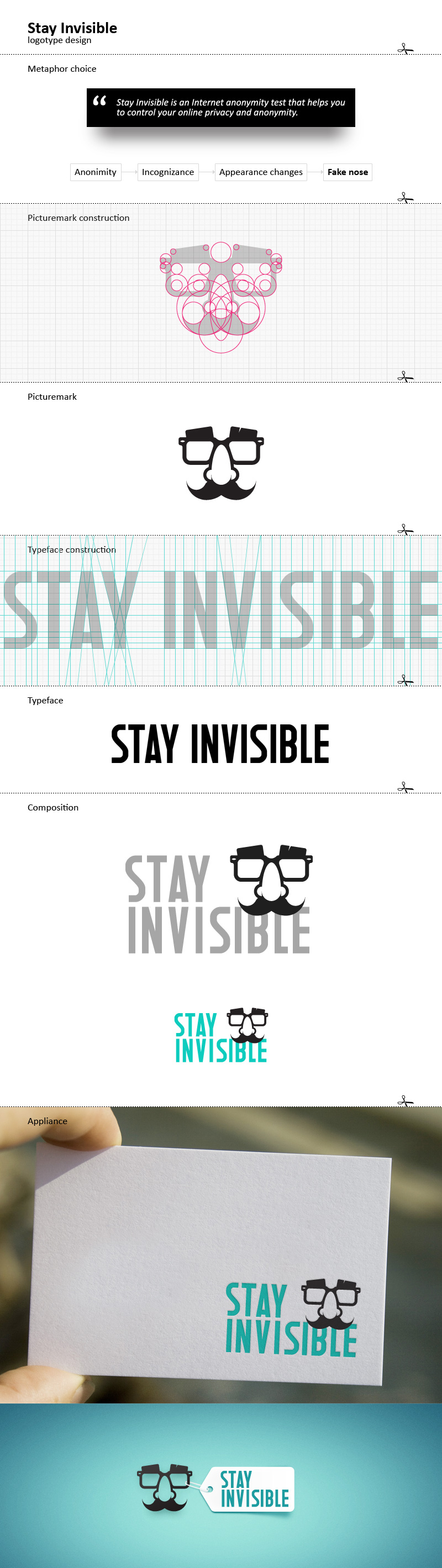 stay invisible