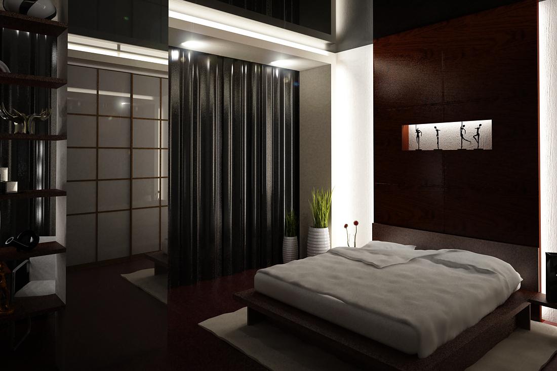 спальня для Тани (второй  вариант)