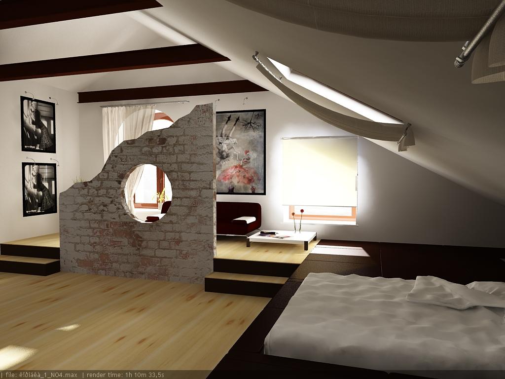 спальня Д+В (2-й этаж)