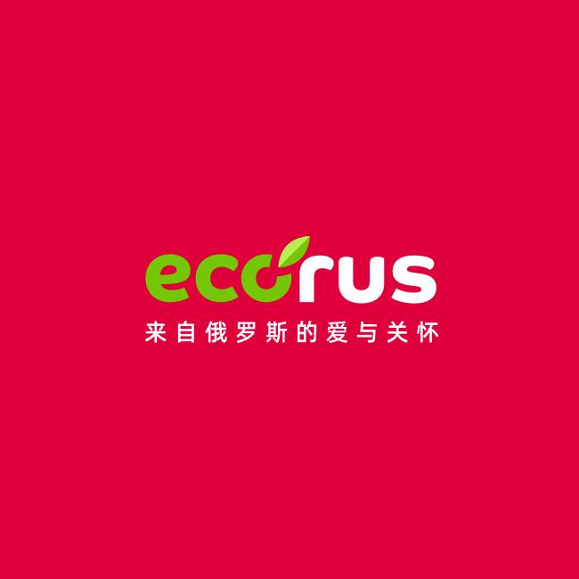 Логотип для поставщика продуктов питания из России в Китай фото f_1455eb568268c2b5.jpg