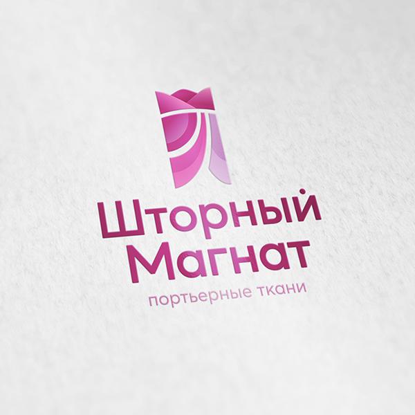 Логотип и фирменный стиль для магазина тканей. фото f_1575ce7b231e8c97.jpg