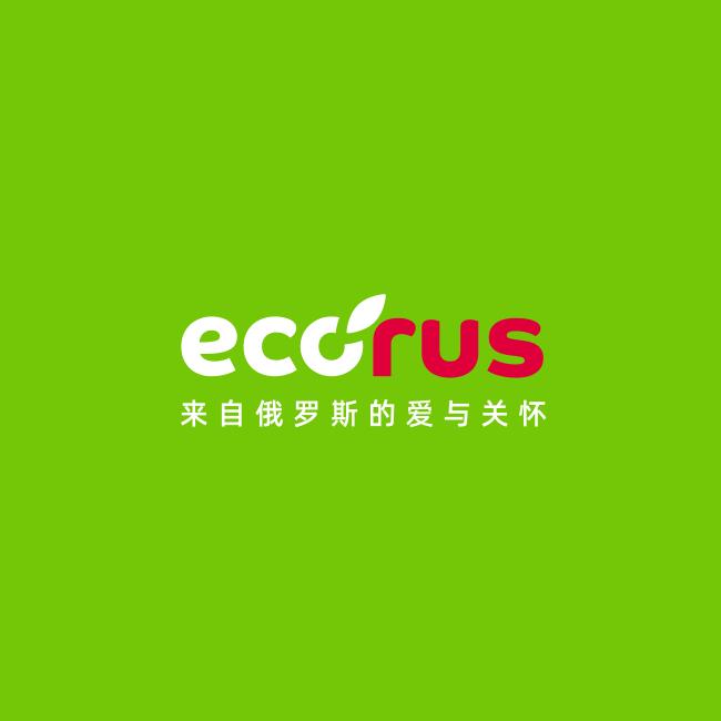 Логотип для поставщика продуктов питания из России в Китай фото f_3765eb568524efc2.jpg