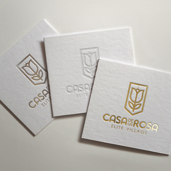 Логотип + Фирменный знак для элитного поселка Casa De La Rosa фото f_6595cd5429daaabf.jpg
