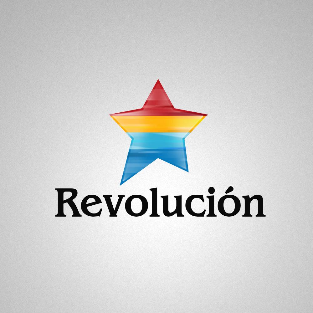 Разработка логотипа и фир. стиля агенству Revolución фото f_4fbe316e108de.png