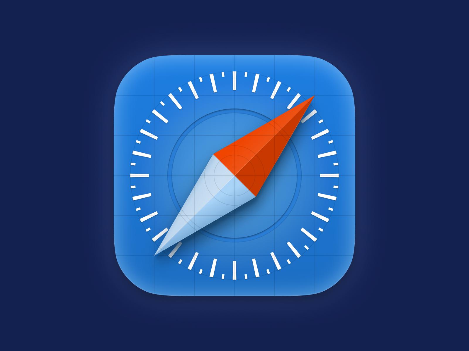 Сафари / Дизайн иконок