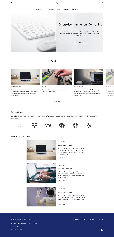 Дизайн сайта для консалтинговой компании в сфере ИТ. фото f_6425ec901dc308b4.png