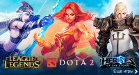 Слайд на тему онлайн игр 2