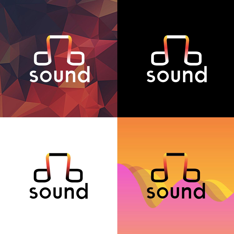 Создание логотипа для компании dB Sound фото f_85759baedbf9f85b.jpg