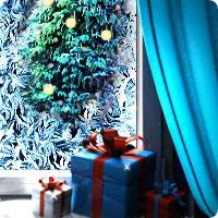 Флеш-открытка к новому году. Profine 2011