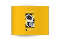 Брошюра Monitor Audio (обложка)