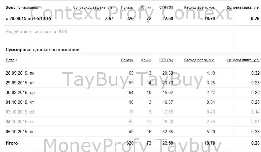 Продажа фейерверков / Минск / Яндекс.Директ