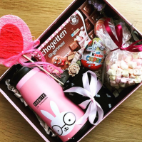 Продающий текст для Инстаграма о подарочном наборе SweetBox
