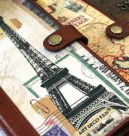 """Текст для рекламного видеоролика """"Холдер для документов Eiffel Tower"""""""