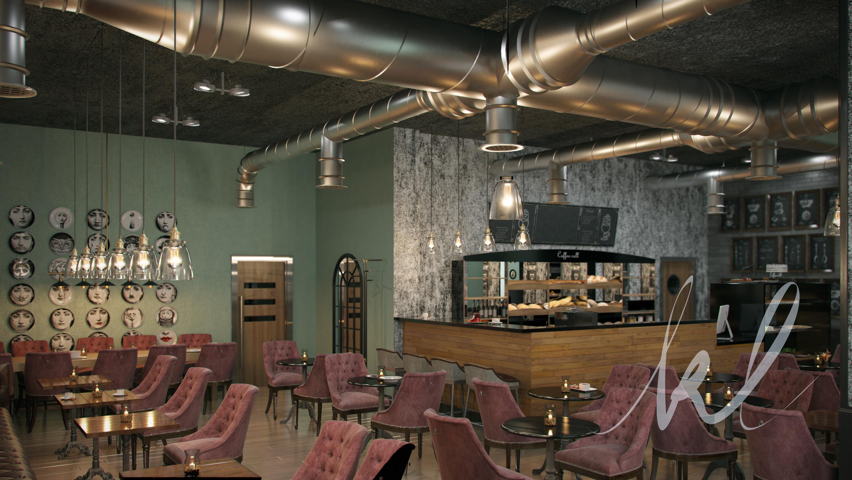 Кофейня-ресторан