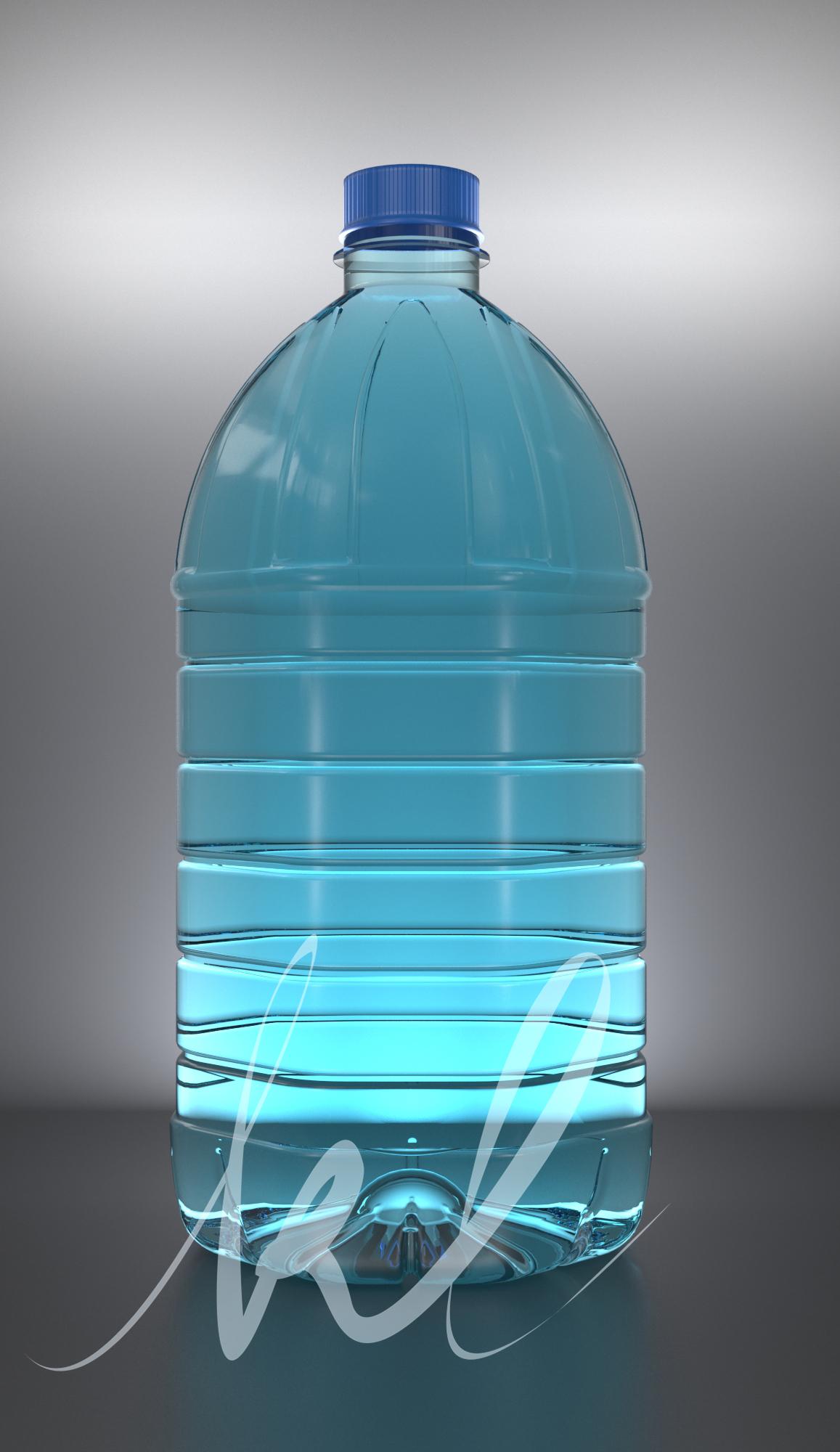 PET тара 5 литров