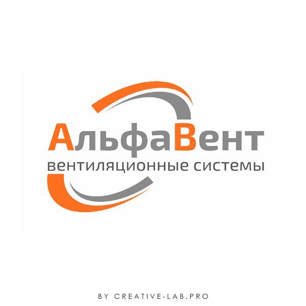 Логотип Альфавент