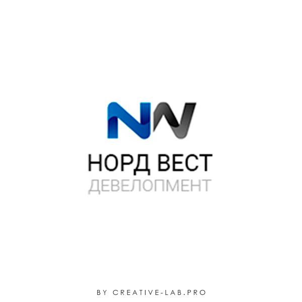 Логотип Норд Вест Девелопмент