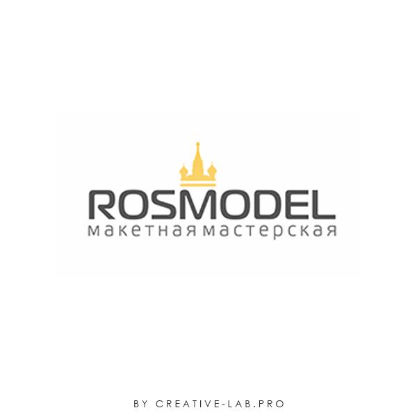 Логотип Rosmodel