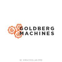 Логотип Goldberg Machines