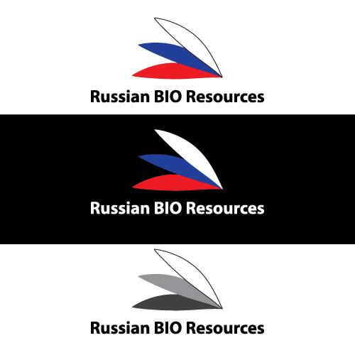 Разработка логотипа для компании «Русские Био Ресурсы» фото f_32458f228cd14a04.png
