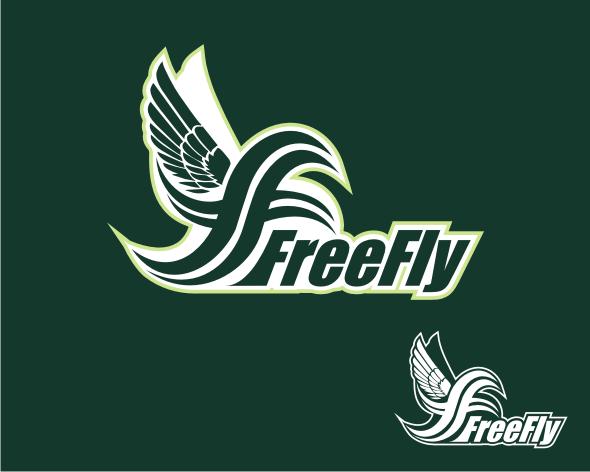 Логотип для общественного интернет-телевидения FreeFly фото f_4f9abfd021563.png
