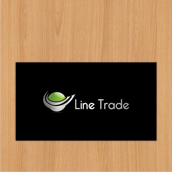 Разработка логотипа компании Line Trade фото f_79550f94607a977f.png