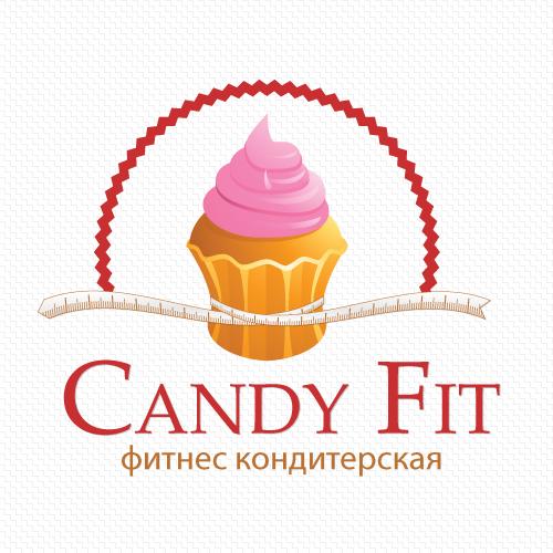 "Разработать логотип для ""CandyFit"" фото f_40551efcddda9ee7.jpg"