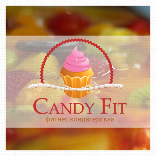 """Разработать логотип для """"CandyFit"""" фото f_73951efcde16f517.jpg"""