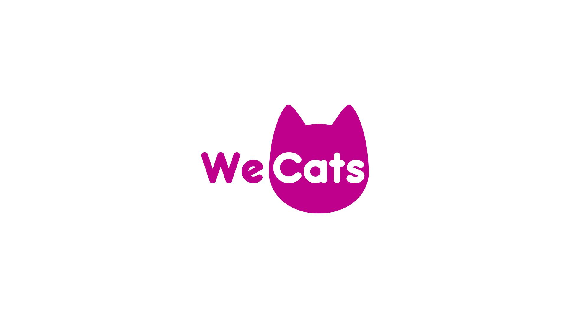 Создание логотипа WeCats фото f_0925f1dc54e66361.jpg