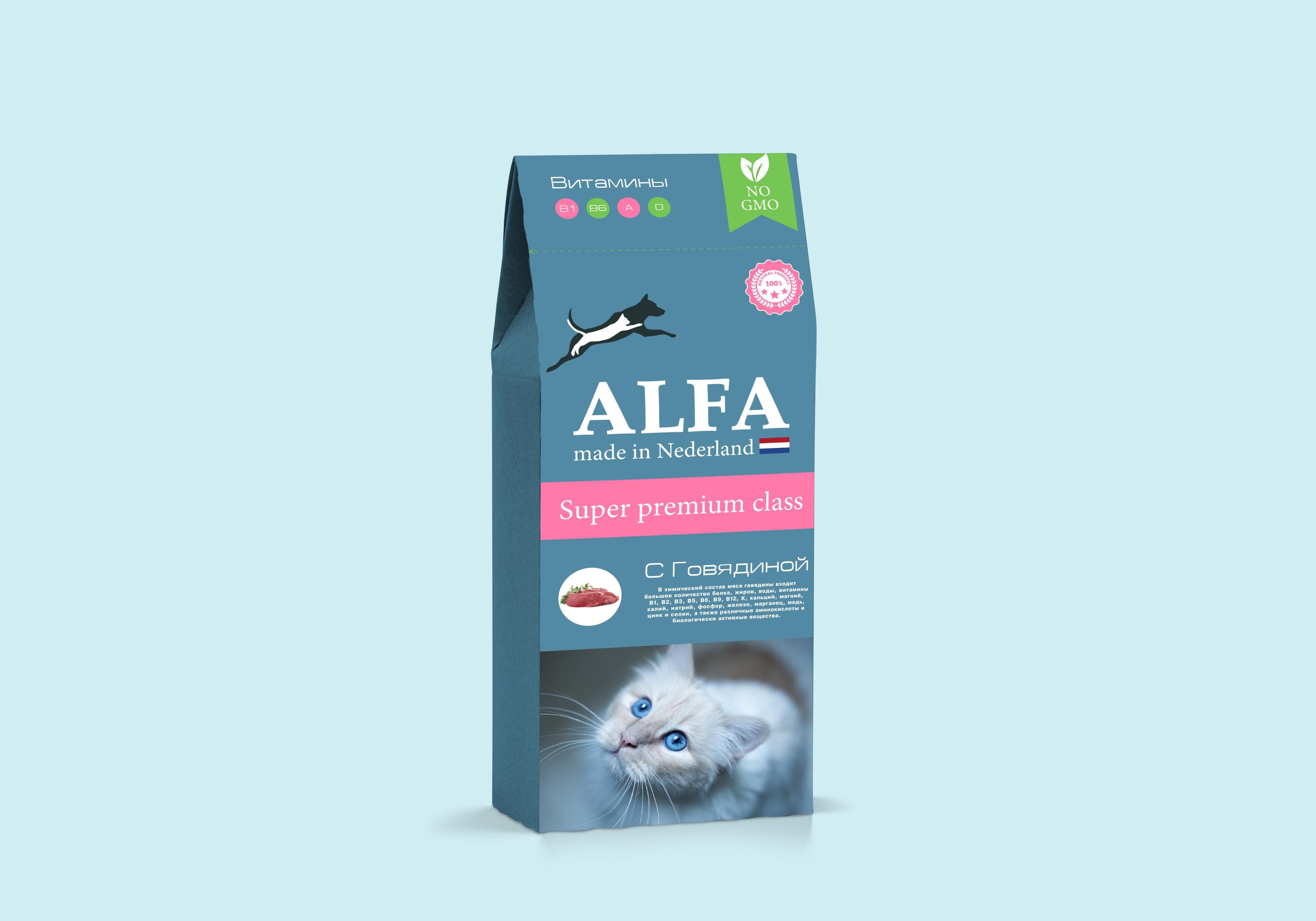 Создание дизайна упаковки для кормов для животных. фото f_2905ae220ae88b12.jpg