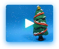 Merry Christmas Stop Motion