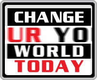Change your world today