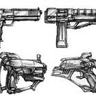 концепты оружия к игре