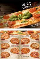 Буклет Пицца