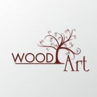 Логотип компание Wood Art