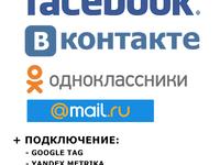 Таргетированная рекламная компания в facebook/Вконтакте