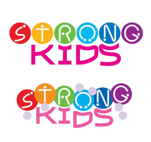 Логотип для Детского Интернет Магазина StrongKids фото f_9345c6b1329014e2.jpg