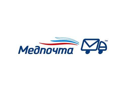 Редизайн логотипа компании «Медпочта»