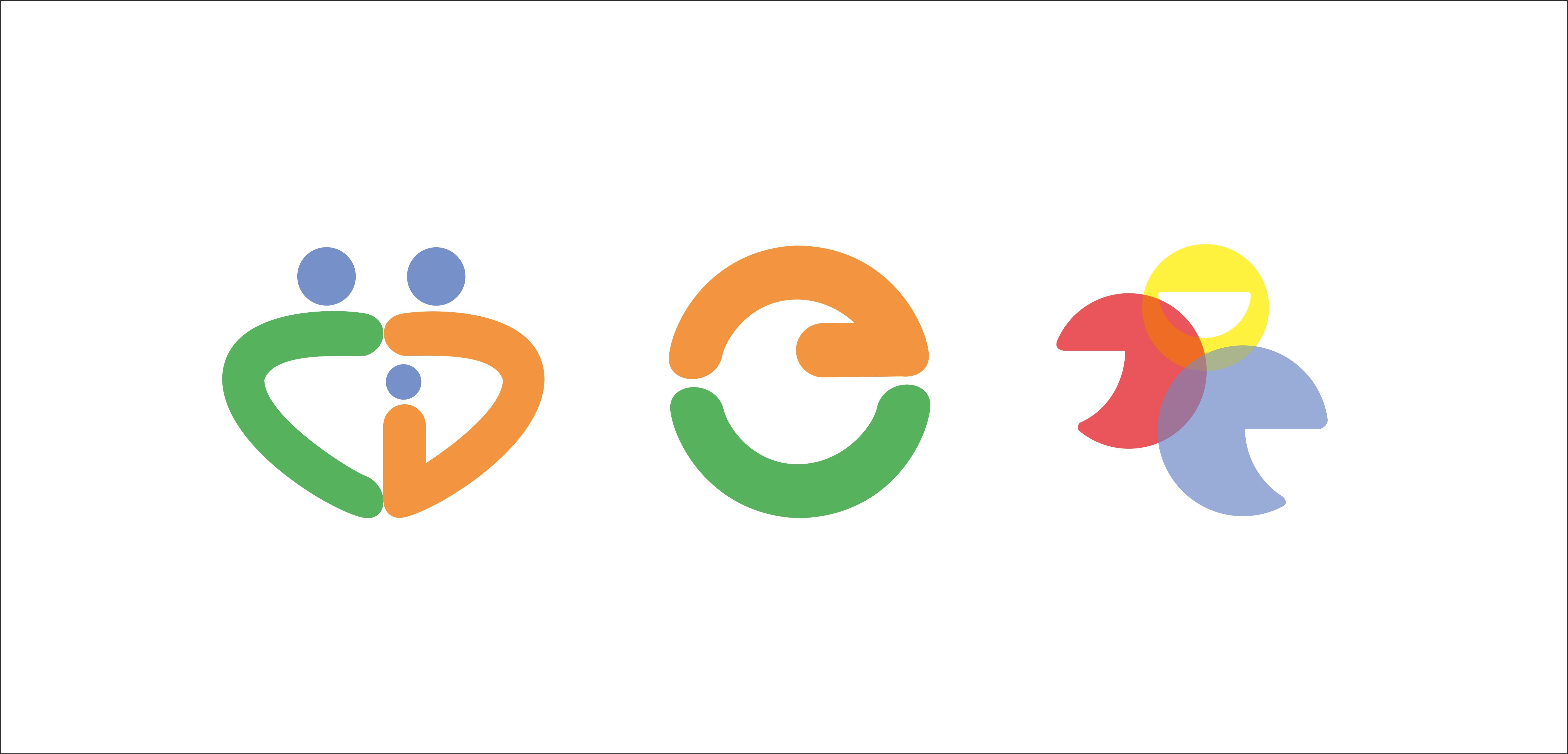"""Разработайте логотип для торговой марки """"Семья довольна"""" фото f_9955ba3c8545e5a5.jpg"""