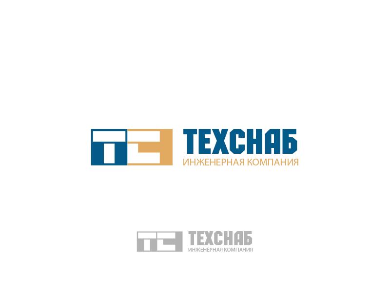 Разработка логотипа и фирм. стиля компании  ТЕХСНАБ фото f_4485b1ebf3ab7d1f.png