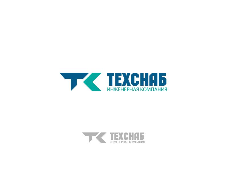 Разработка логотипа и фирм. стиля компании  ТЕХСНАБ фото f_5785b1ec501b3978.png