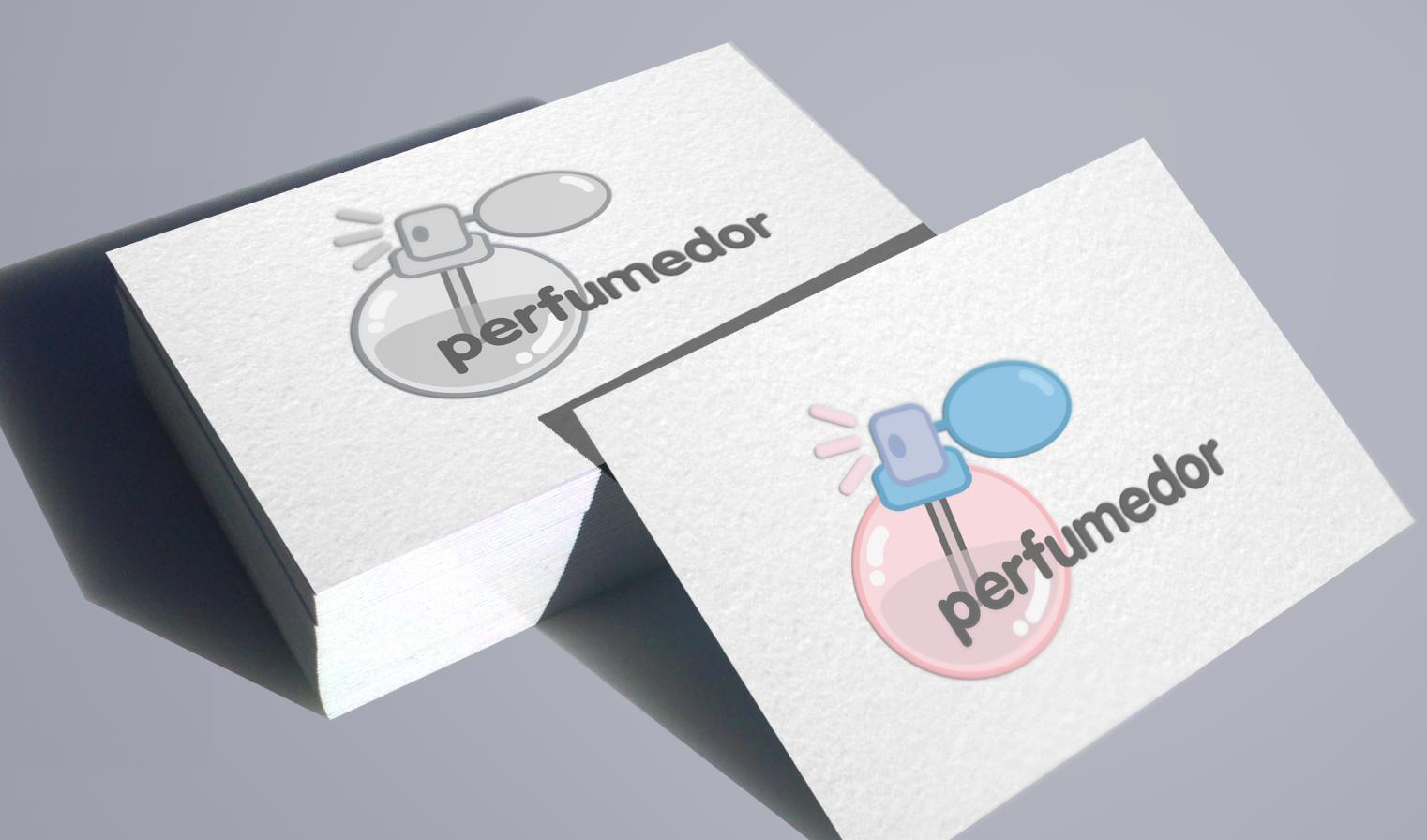Логотип для интернет-магазина парфюмерии фото f_2045b447a3019114.png