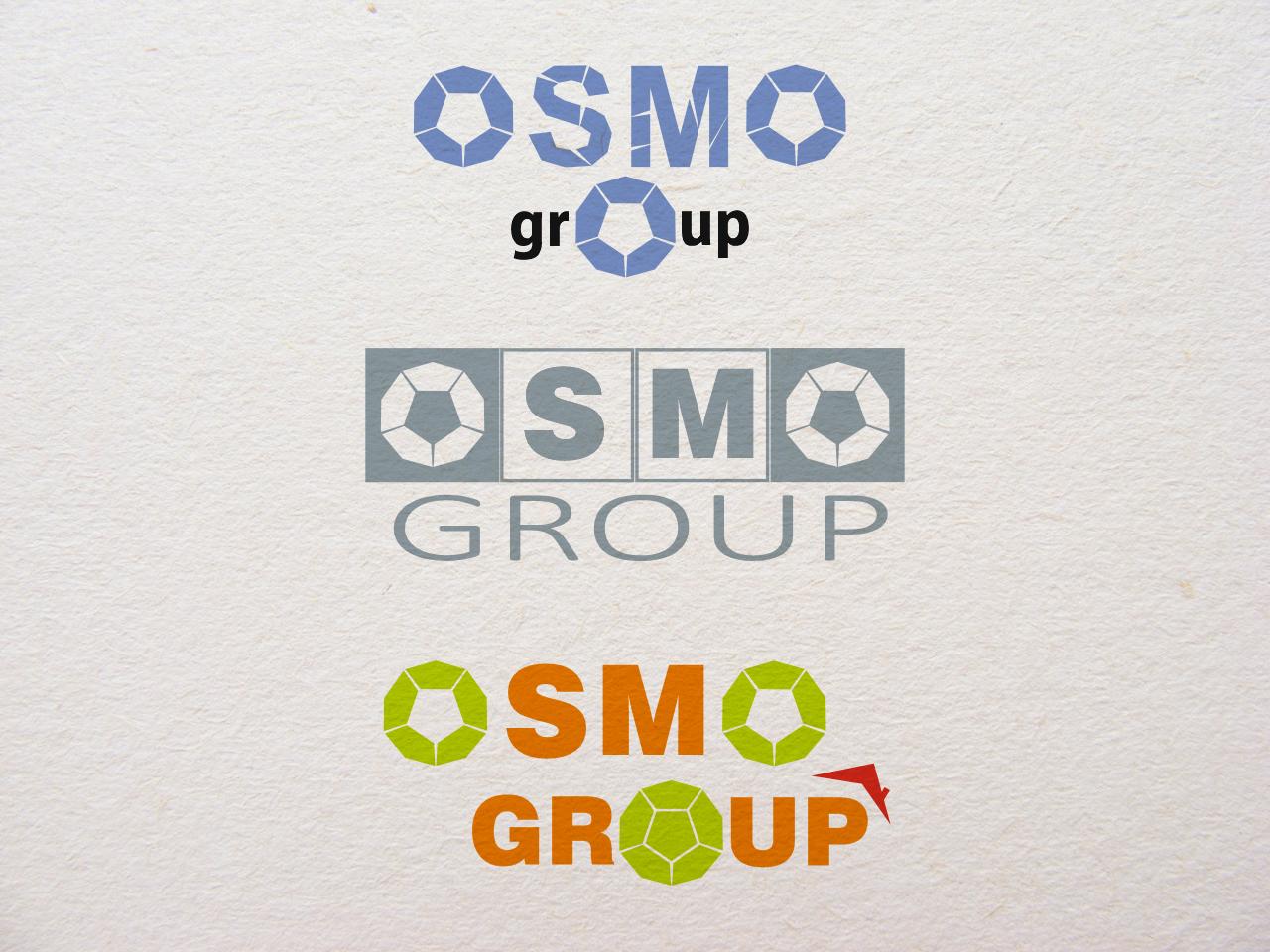 Создание логотипа для строительной компании OSMO group  фото f_60659b411690bd9d.jpg