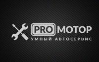 """Логотип автосервиса """"ProМотор"""""""