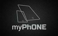 """Логотип """"myPhONE"""""""