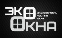 """Логотип """"ЭкоОкна"""""""
