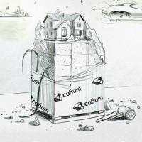 Рекламные иллюстации домов для sibyt.ru