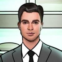 """Персонаж для игре о дресс-коде компании """"Сибур"""""""