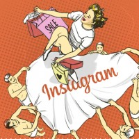 Иллюстрация для Instagram